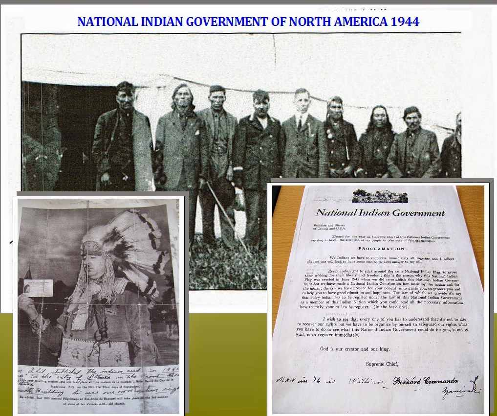 INDIAN NATIONAL GOVERNMENT 1944 Collage PIC